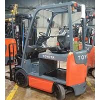 Used, 2016, Toyota Industrial Equipment, 8FBCU25, Forklifts / Lift Trucks