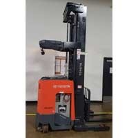Used, 2017, Toyota Industrial Equipment, 9BRU23, Forklifts / Lift Trucks