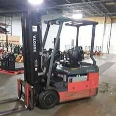 Used, 2016, Toyota Industrial Equipment, 8FBE20U, Forklifts / Lift Trucks