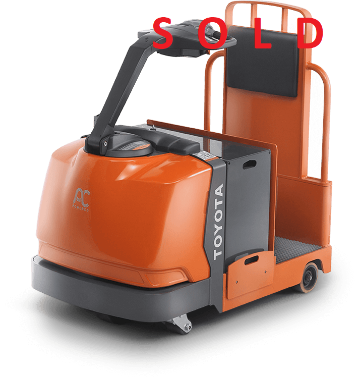 New, 2020, Toyota Industrial Equipment, 8TB50, Material Handling Equipment