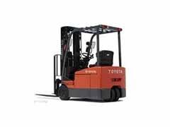 Used, 2011, Toyota Industrial Equipment, 7FBEU20, Forklifts / Lift Trucks