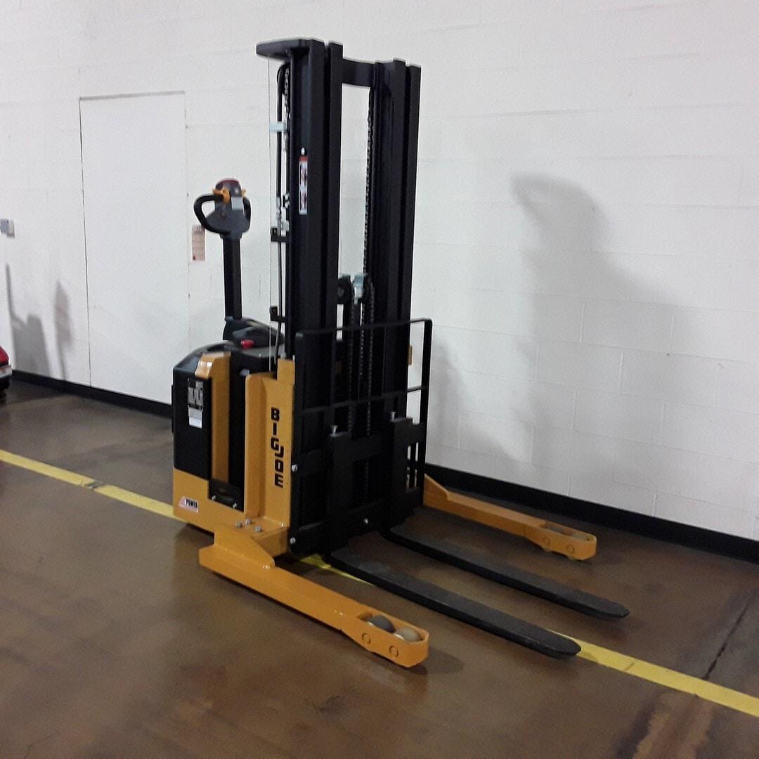 New, 2014, Big Joe, PDS 30-177 (TriMast), Material Handling Equipment