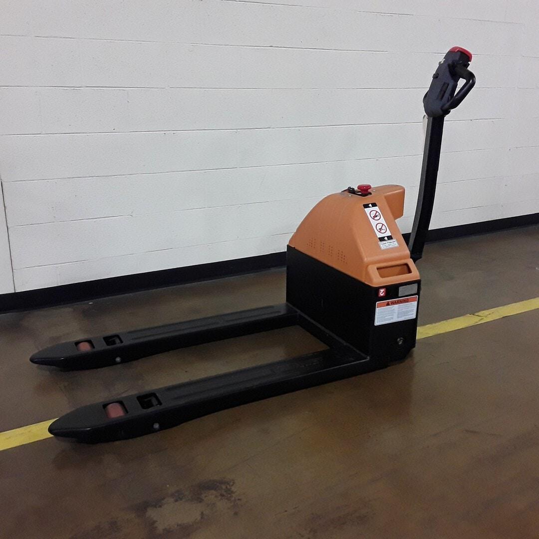 New, 2021, Big Joe, E30 eTRUCK, Material Handling Equipment