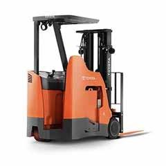 New, 2017, Toyota Industrial Equipment, 8BNCU20-21.5, Forklifts / Lift Trucks