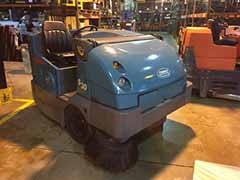 Used, 2009, Tennant, S30LP, Floor Cleaning Equipment