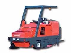 Used, 2012, PowerBoss, Commander T82, Floor Cleaning Equipment