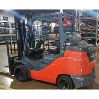 Used, 2020, Toyota Industrial Equipment, 8FGC45U, Forklifts / Lift Trucks