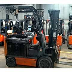 Used, 2013, Toyota Industrial Equipment, 8FBCU20, Forklifts / Lift Trucks
