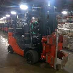 Used, 2014, Toyota Industrial Equipment, 8FGC55U, Forklifts / Lift Trucks