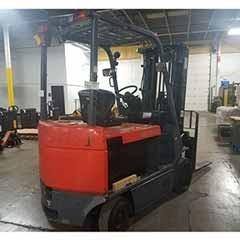 Used, 2015, Toyota Industrial Equipment, 7FBCU35, Forklifts / Lift Trucks