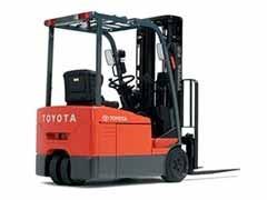 Used, 2013, Toyota Industrial Equipment, 7FBEU18, Forklifts / Lift Trucks