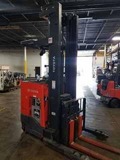 Used, 2017, Toyota Industrial Equipment, 9BDRU15, Forklifts / Lift Trucks