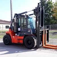 Used, 2020, Toyota Industrial Equipment, THD2200-24, Forklifts / Lift Trucks