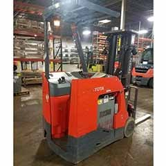 Used, 2014, Toyota Industrial Equipment, 8BNCU18 / 18.5, Forklifts / Lift Trucks