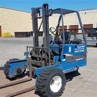 Used, 2007, Princeton, PB50, Forklifts / Lift Trucks