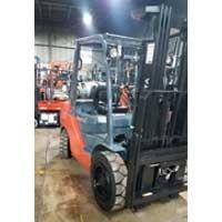 Used, 2015, Toyota Industrial Equipment, 8FGU32, Forklifts / Lift Trucks