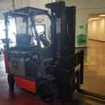 Used, 2015, Toyota Industrial Equipment, 8FBCU20-COMP, Forklifts / Lift Trucks