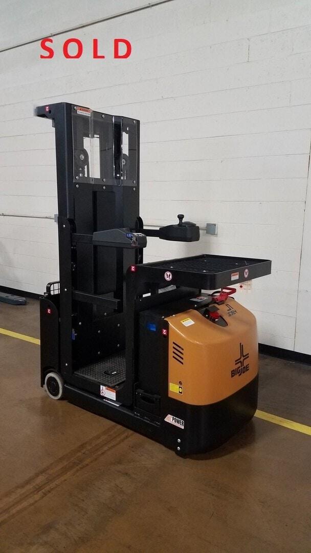 New, 2021, Big Joe, J1-162, Material Handling Equipment