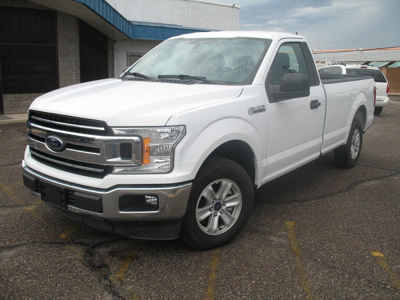 Used, 2019, Ford, F-150 XL, Pickup Trucks