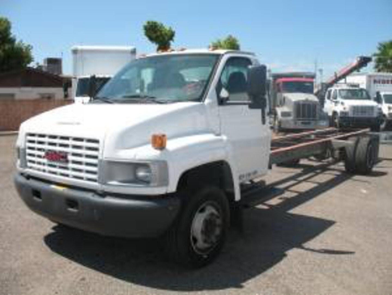 Used, 2007, GMC, C-5500, Cab / Chassis Trucks