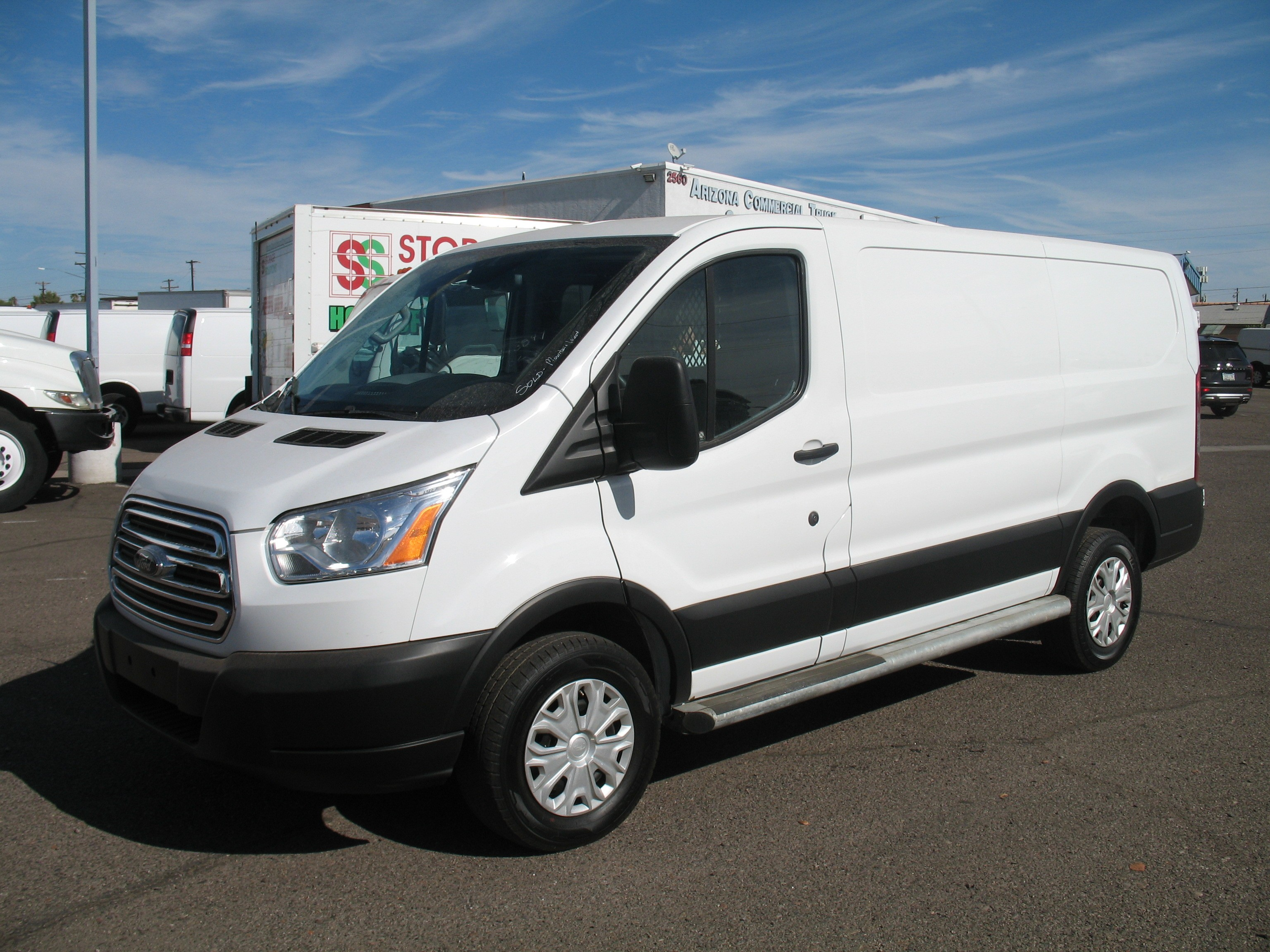 Used, 2019, Ford, TRANSIT T-250, Van Trucks