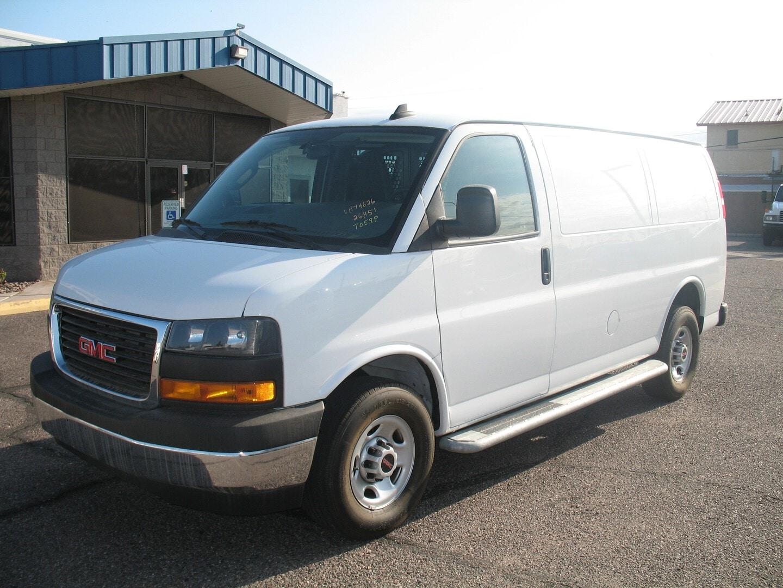 Used, 2020, GMC, SAVANA, Vans