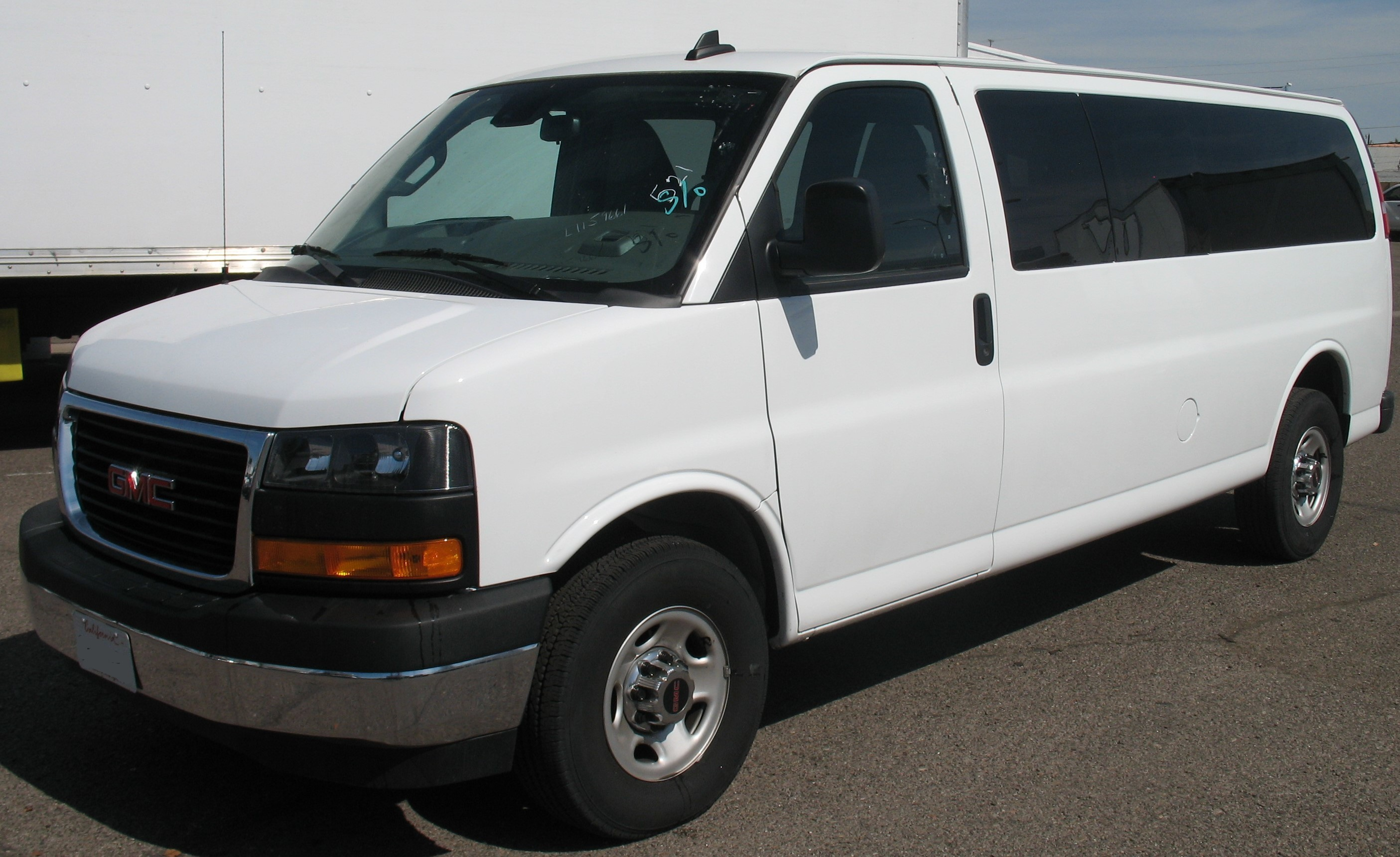 Used, 2020, GMC, Savana, Vans