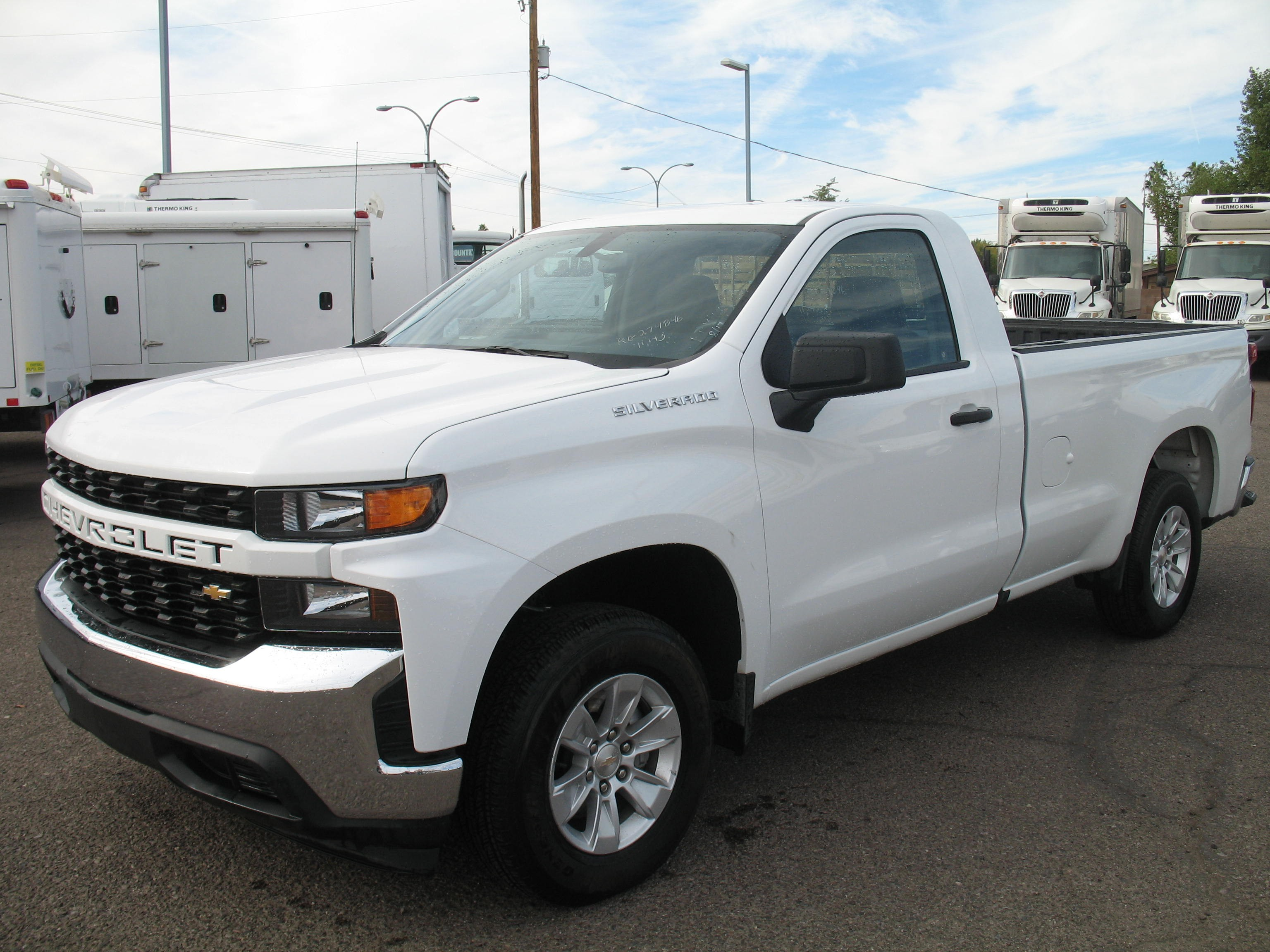 Used, 2019, Chevrolet, Silverado 1500, Pickup Trucks