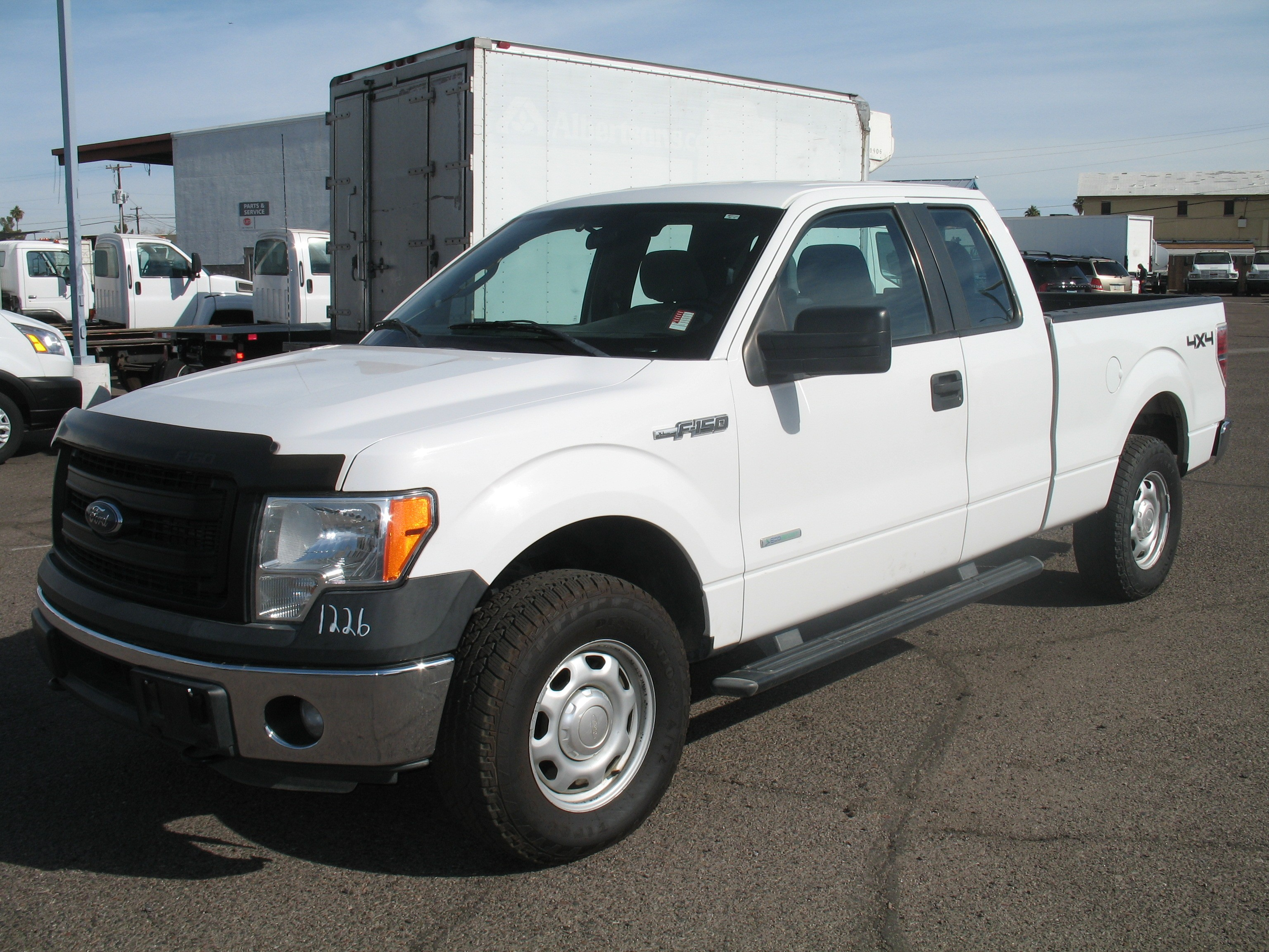 Used, 2014, Ford, F-150 SUPER CAB 4X4, Pickup Trucks