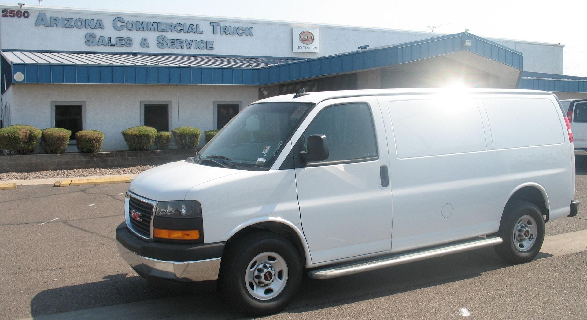 Used, 2020, GMC, SAVANA 2500, Vans