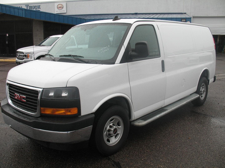 Used, 2019, GMC, SAVANA 2500, Vans