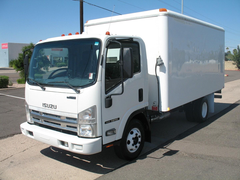 Used, 2014, Isuzu, NPR, Reefer Trucks