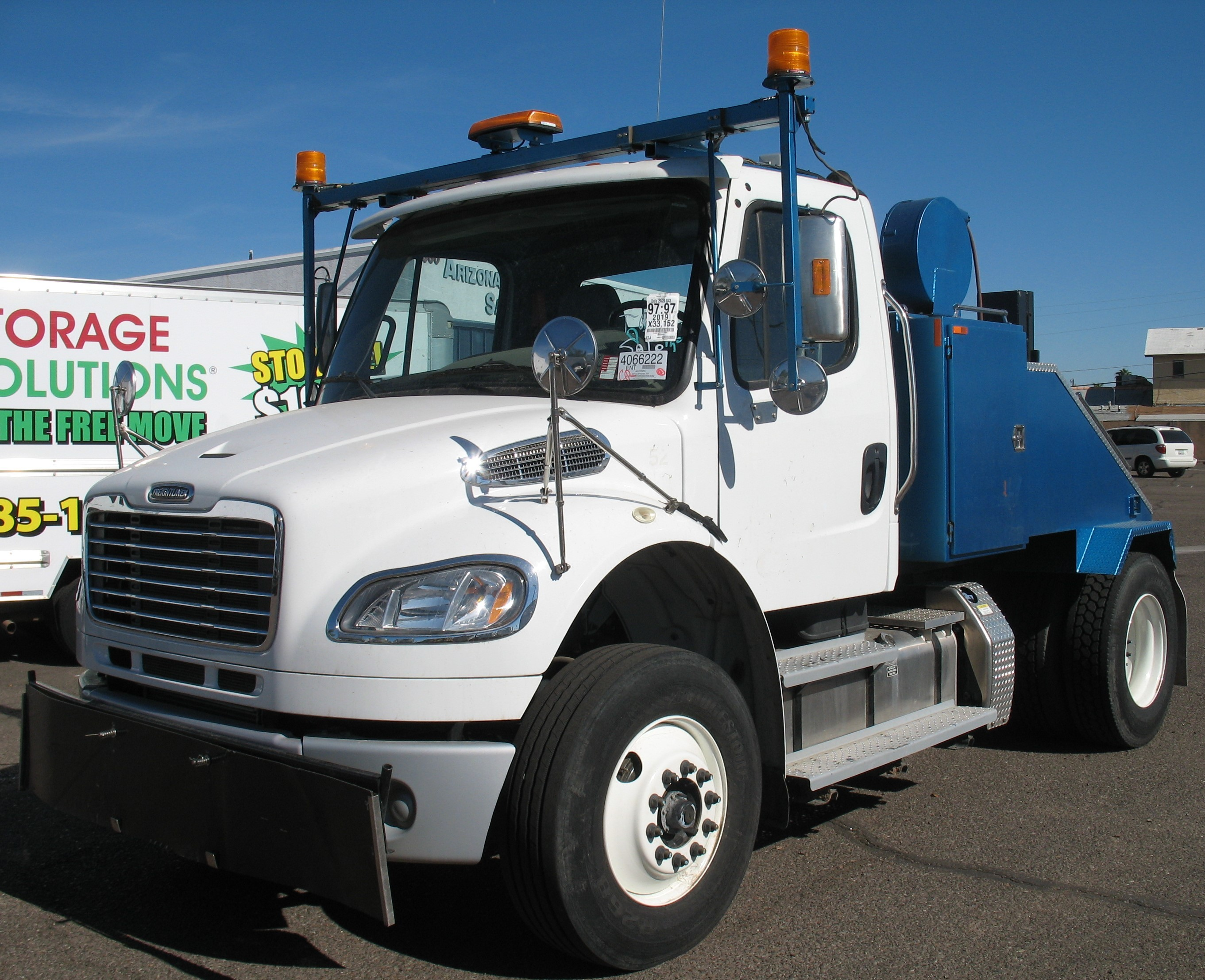 Used, 2019, Freightliner, M2 BUISNESS CLASS, Toter Trucks