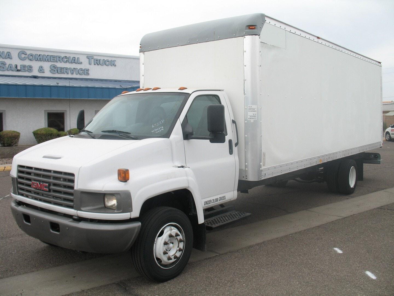 Used, 2007, GMC, C-5500 Topkick, Box Trucks