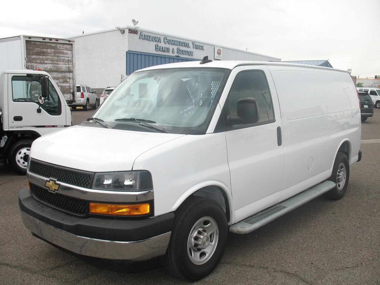 Used, 2019, Chevrolet, Express 2500, Vans