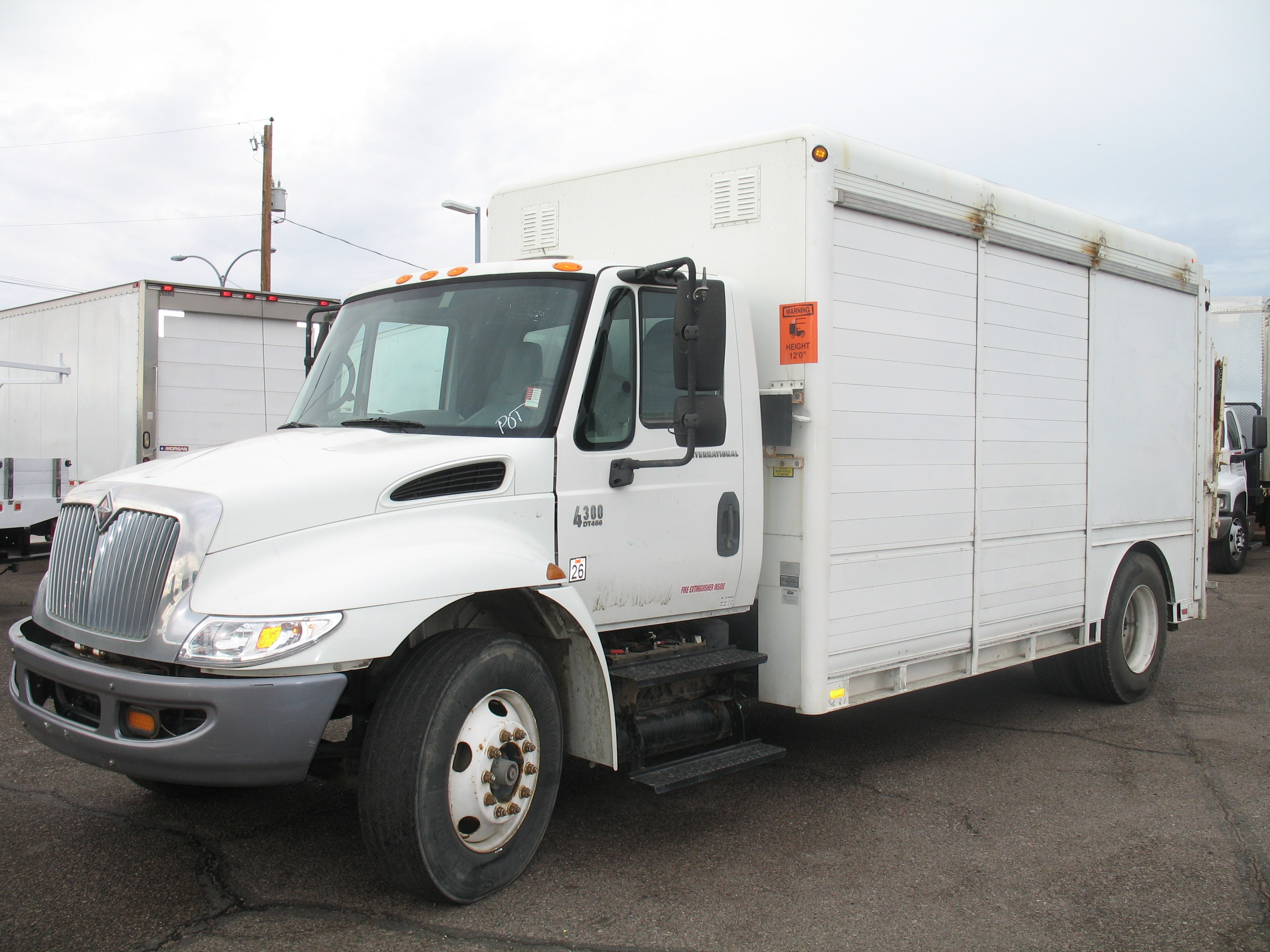 Used, 2007, International, 4300, Beverage Trucks