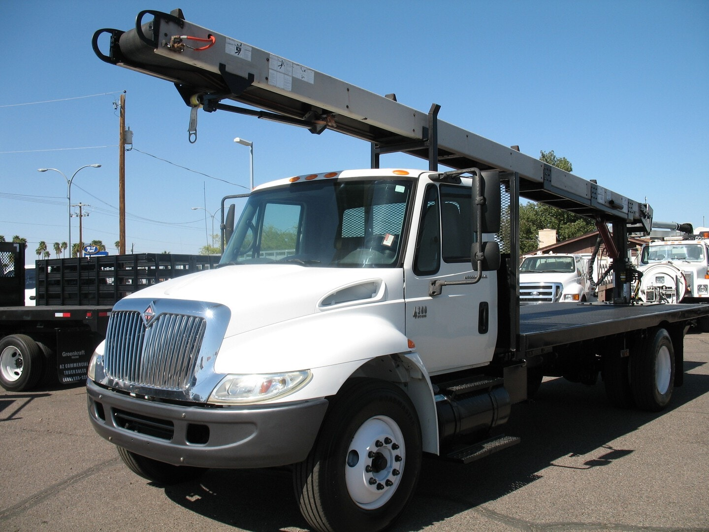 New, 2007, International, 4300 DT466, Other Trucks