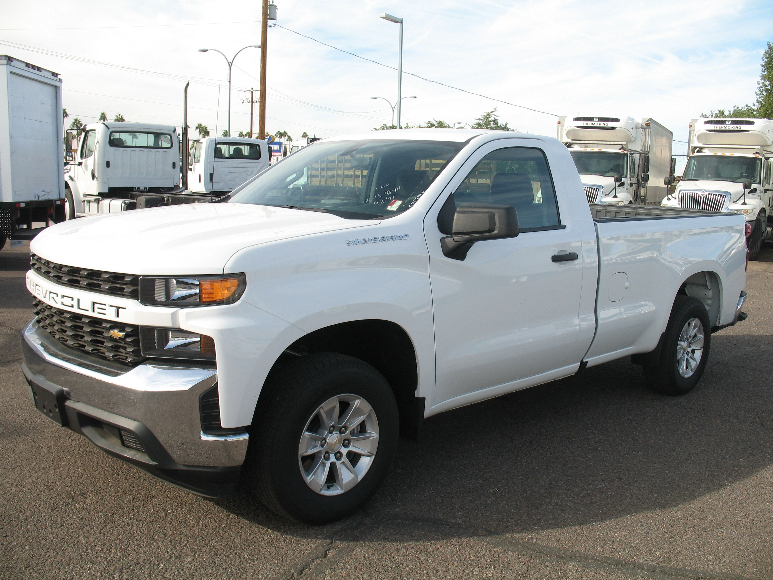 Used, 2019, Chevrolet, GMC, Pickup Trucks