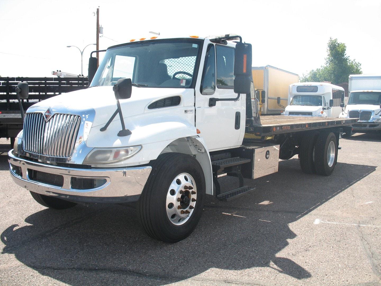 Used, 2014, International, Durastar, Tow Trucks