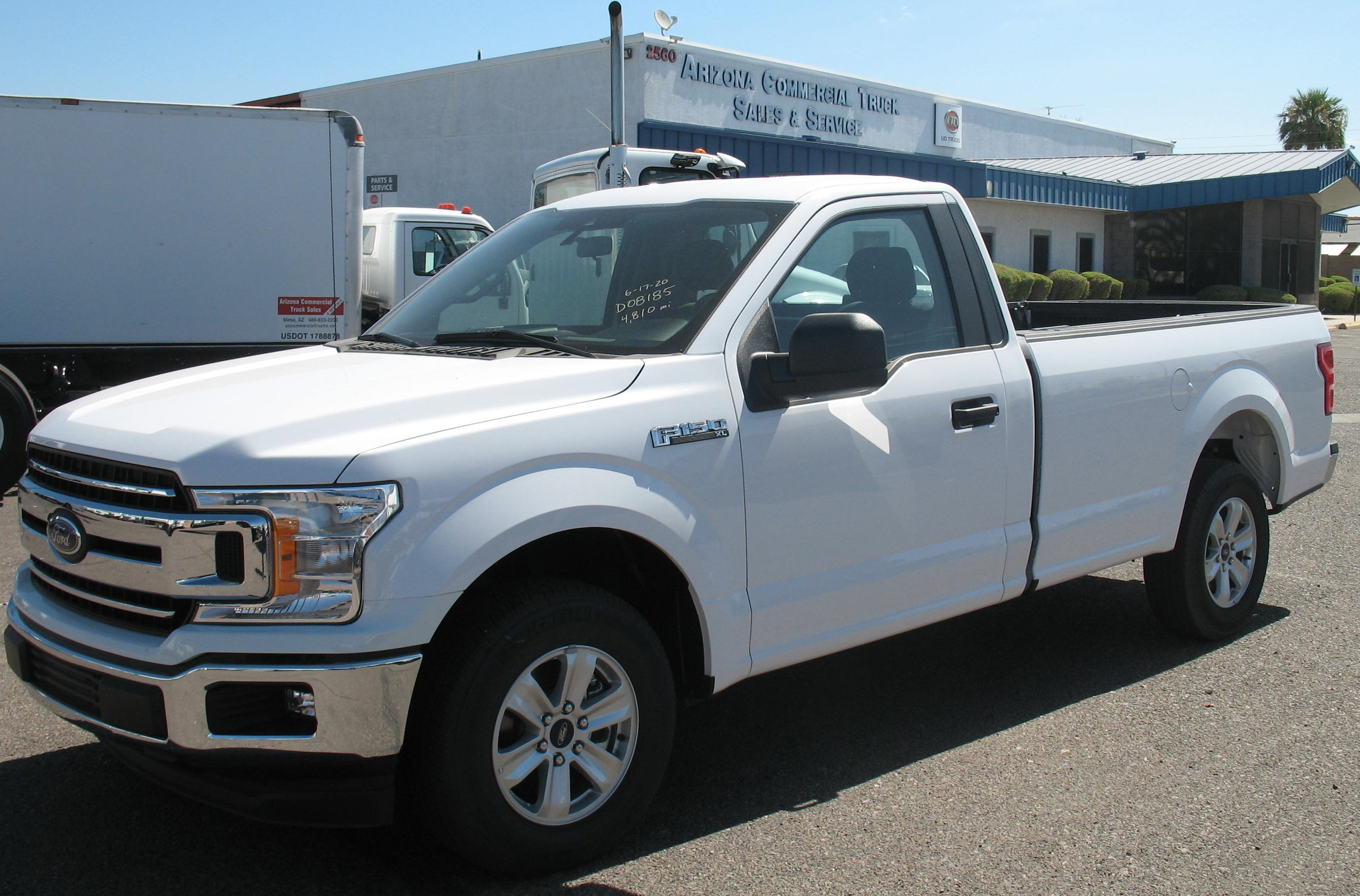 Used, 2019, Ford, F-150 XL, Pickup Trucks