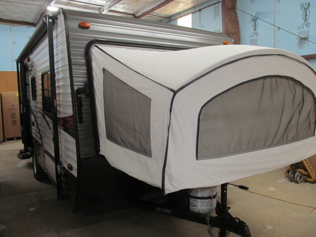 Used, 2017, Sportsmen Classic, 18RBT, Travel Trailers