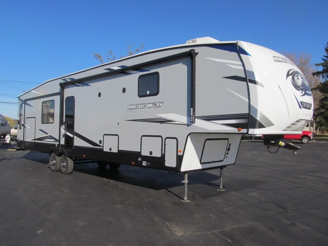 New, 2022, Forest River, Arctic Wolf 3660 Suite, Fifth Wheels