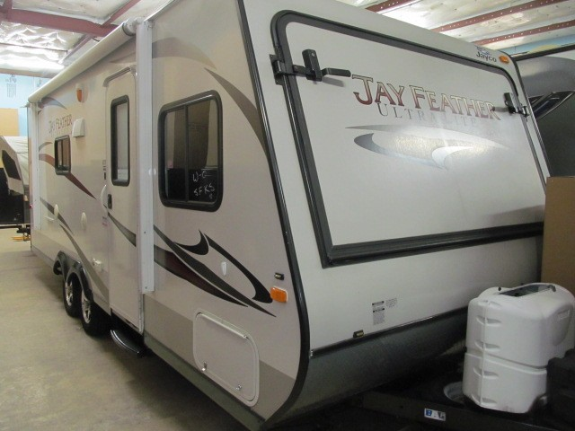 Used, 2013, Jayco, Jay Feather 23B, Travel Trailers