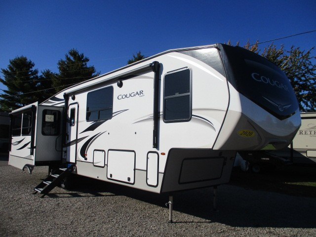 New, 2020, Cougar RV, 368MBI, Fifth Wheels