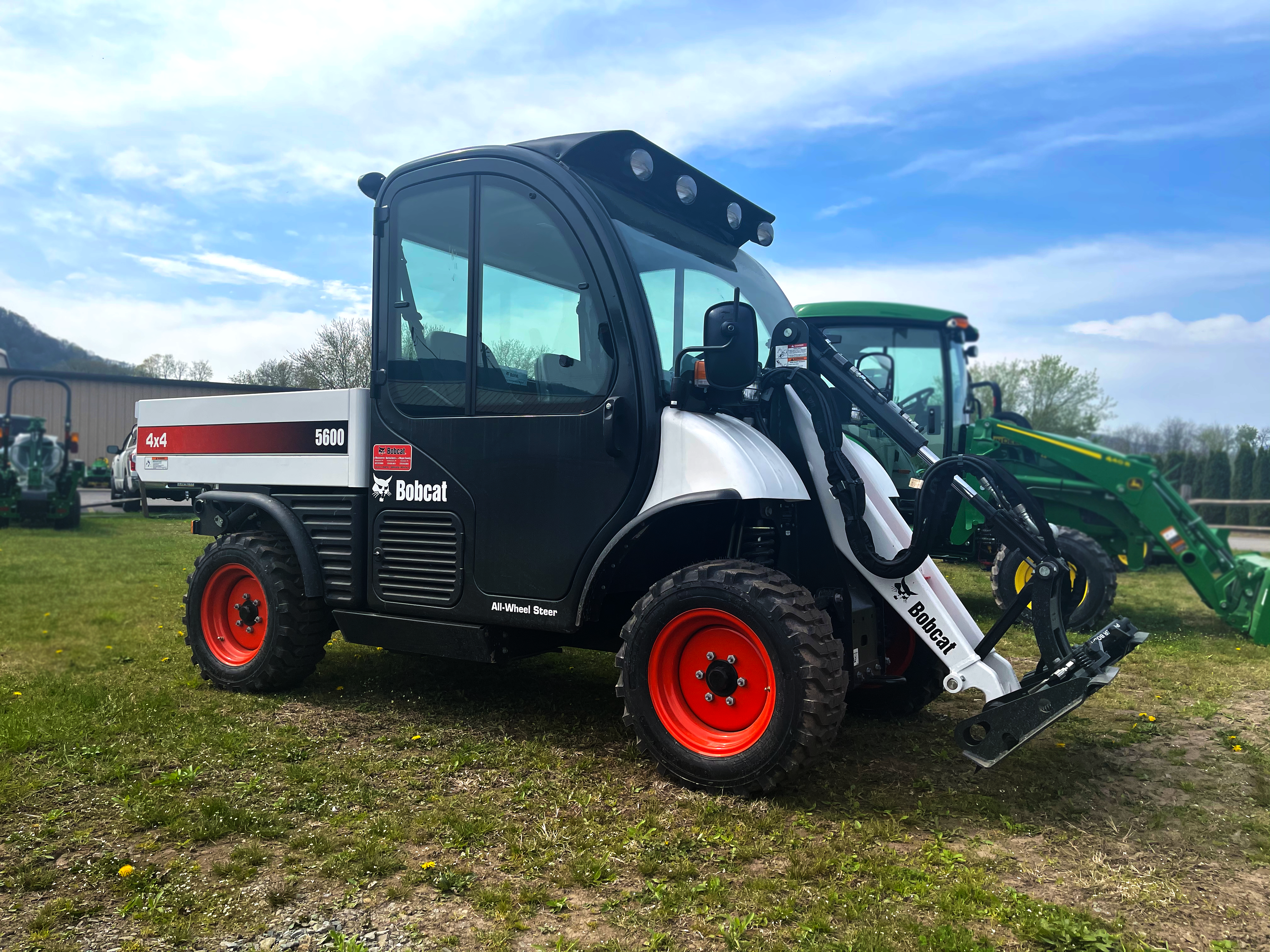New, 2021, Bobcat, 5600, Utility Vehicles