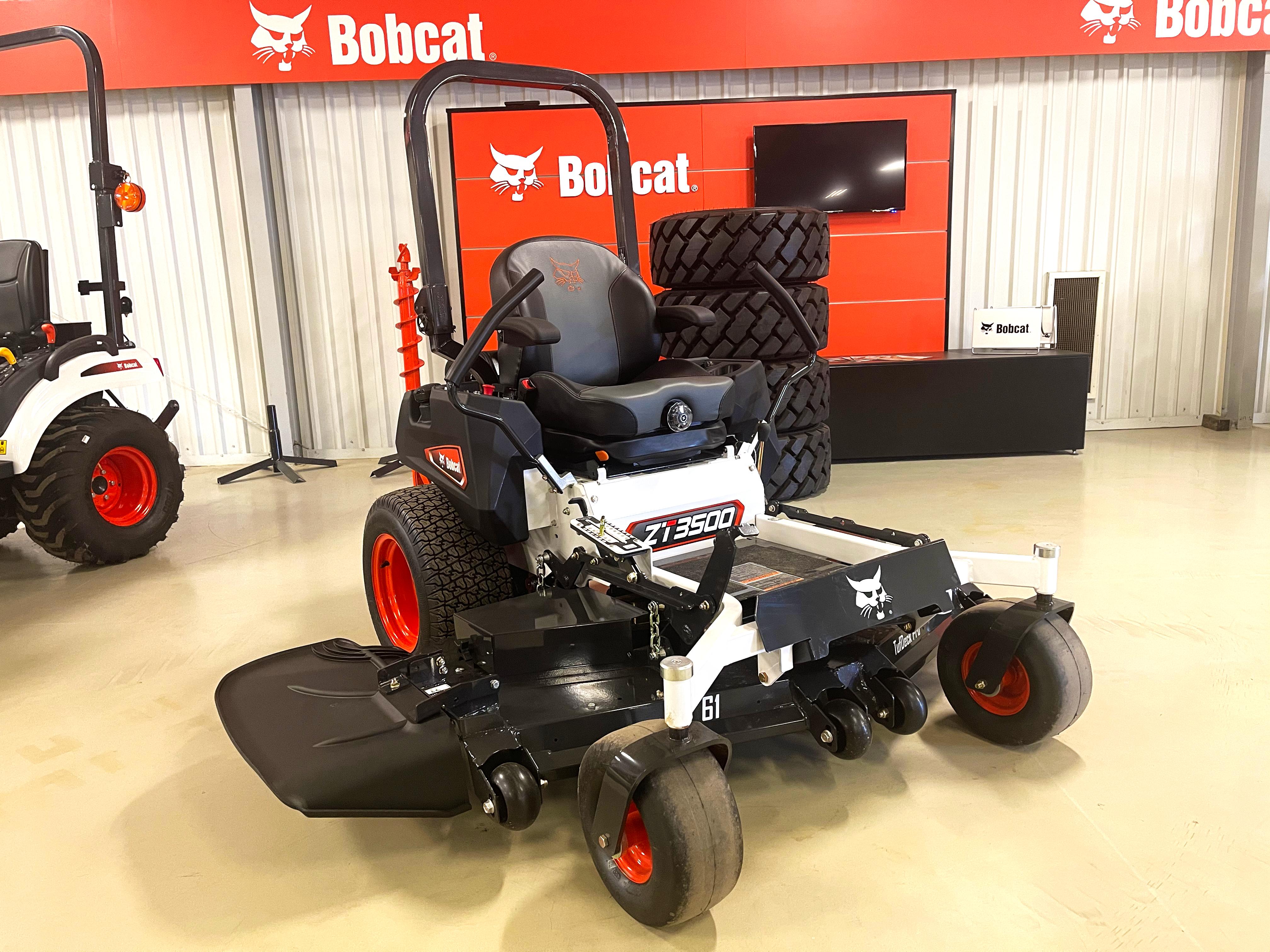 New, 2021, Bobcat, ZT3500, Mowers