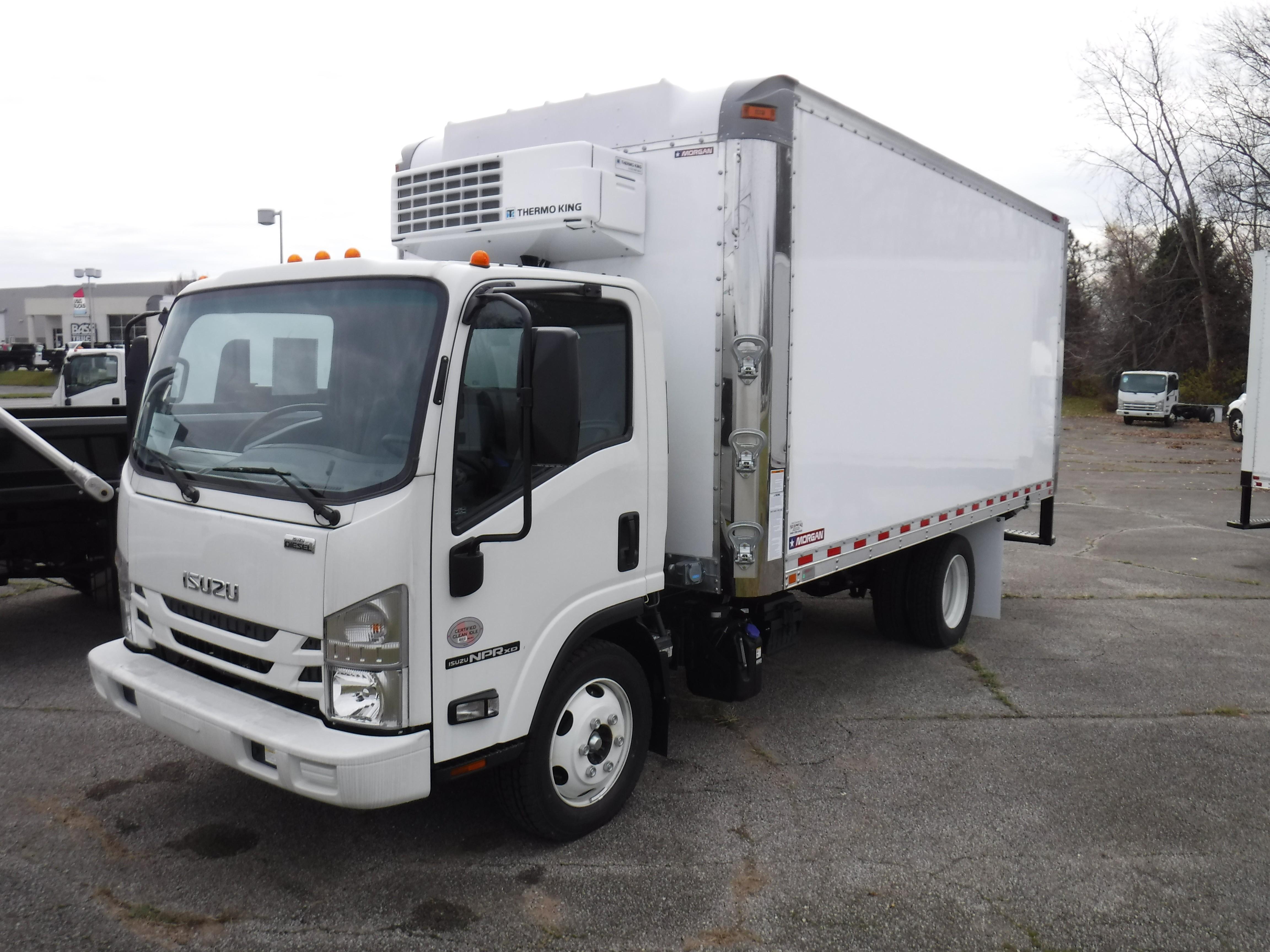 New, 2019, Isuzu, NPR-XD, Cab / Chassis Trucks
