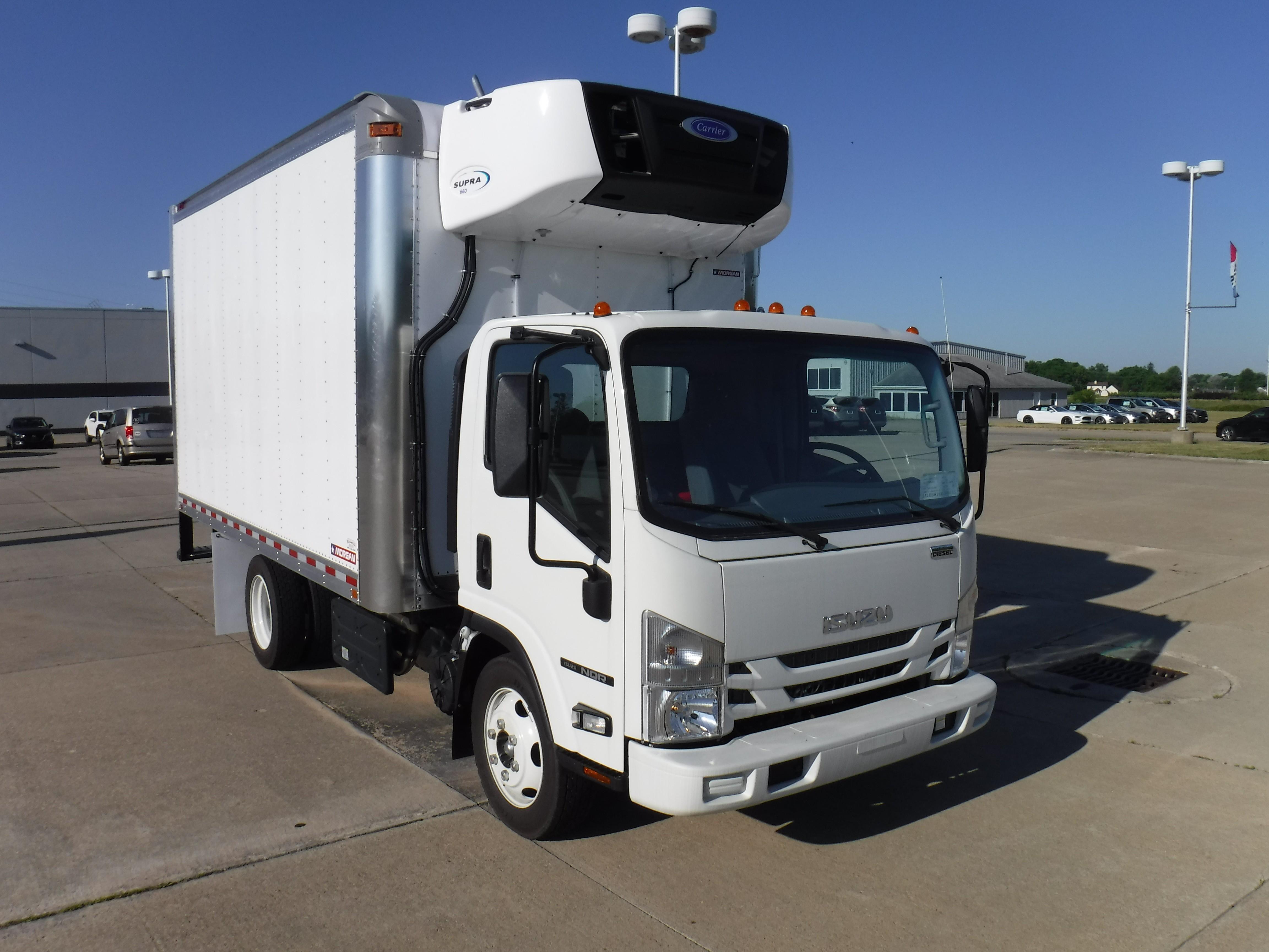 New, 2020, Isuzu, NQR, Cab / Chassis Trucks