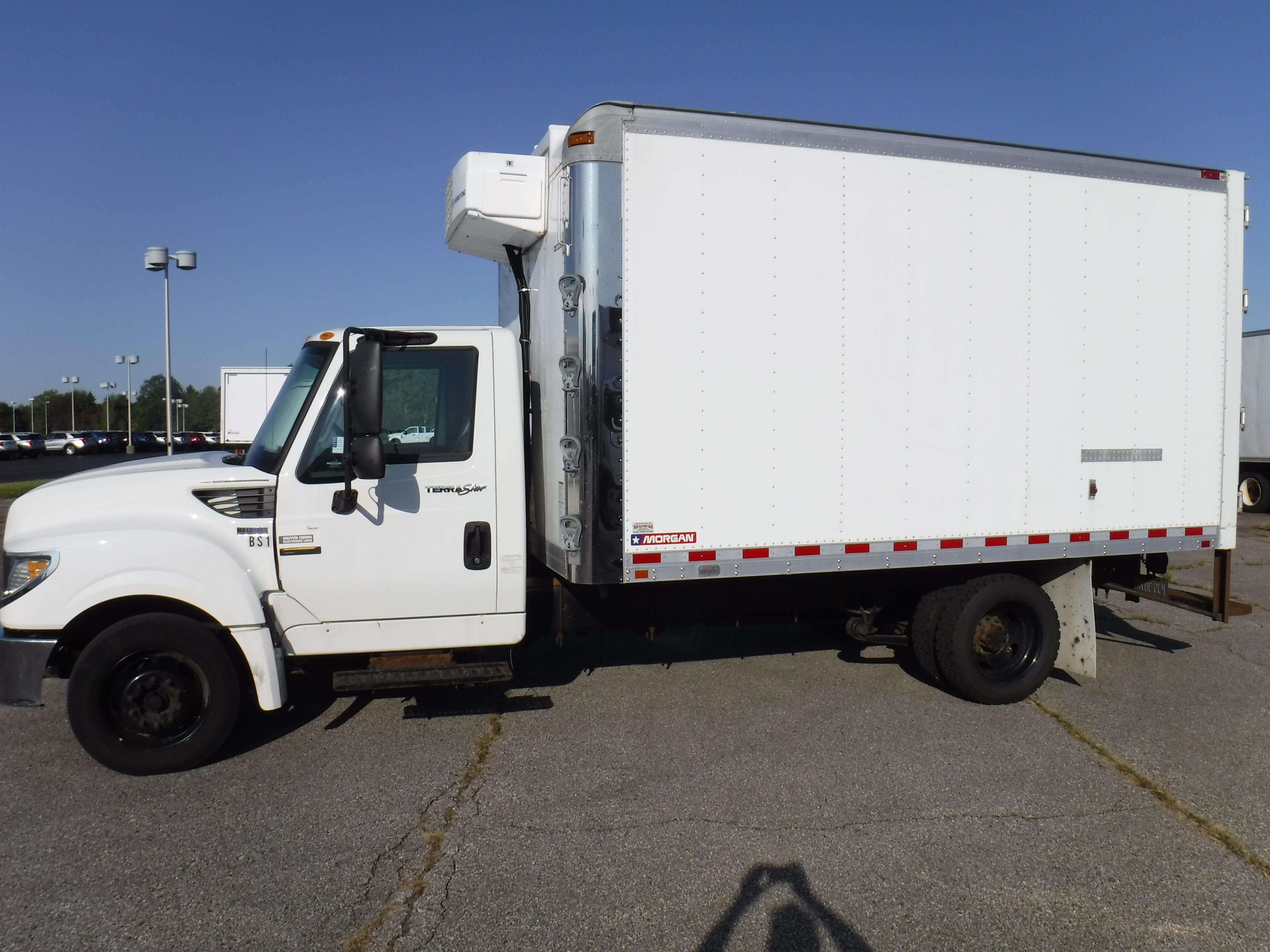 Used, 2014, International, TERRASTAR, Reefer Trucks
