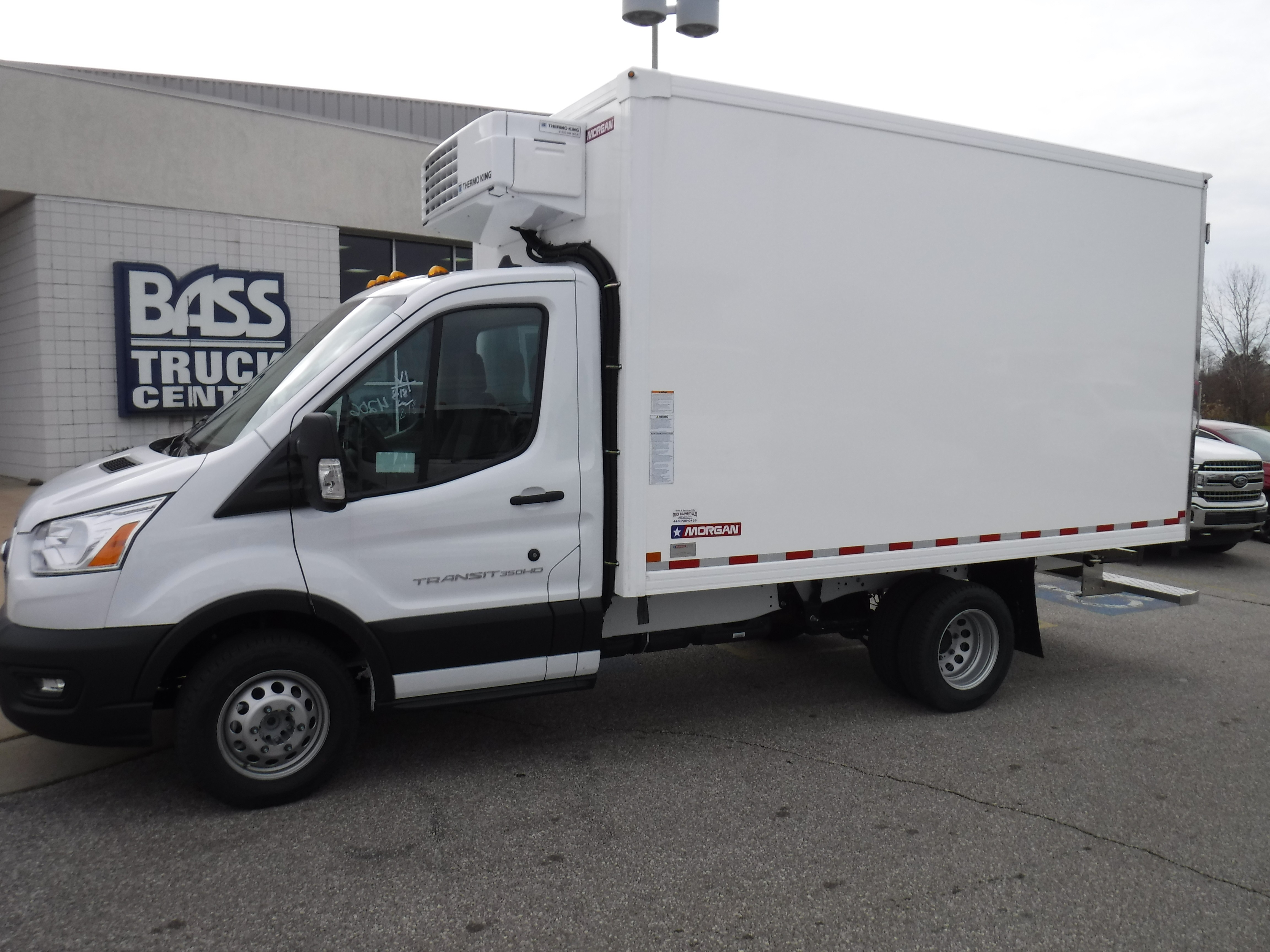 New, 2020, Ford, TRANSIT 350, Reefer Units